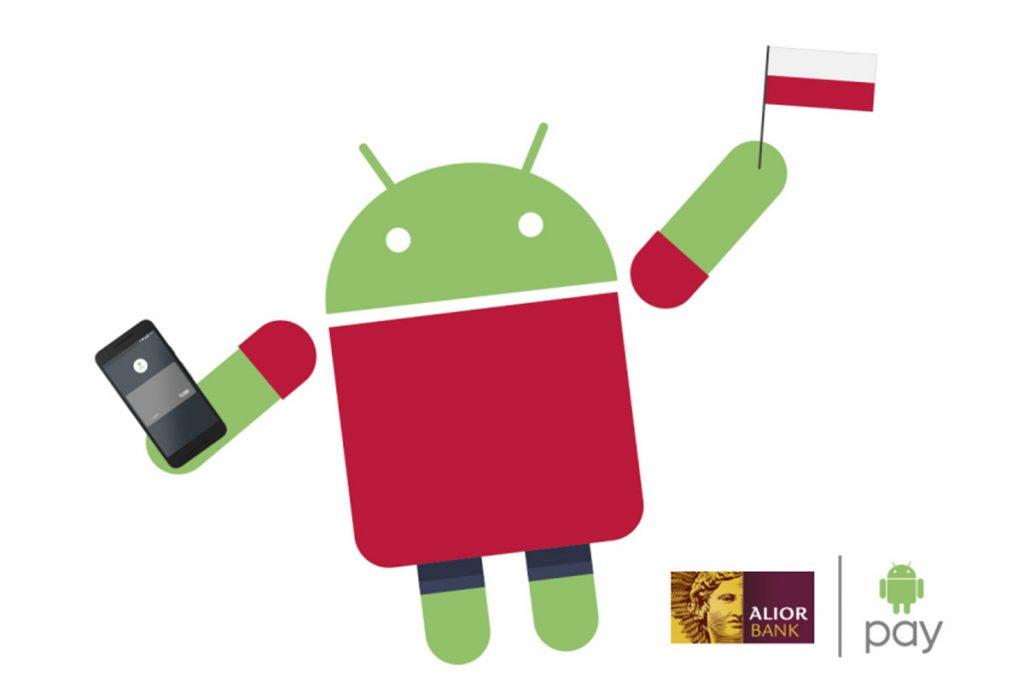 Płatności Android Pay już dostępne dla klientów Alior Banku!